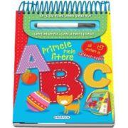 Caiet Tabla - Primele mele litere (Sa scriem in caietul-tabla)