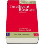 Intelligent Business Intermediate Skills Book and CD-ROM pack de Christine Johnson