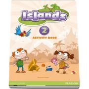 Islands Level 2 Activity Book Plus Pin Code de Susannah Malpas