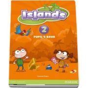 Islands Level 2 Pupils Book Plus Pin Code de Susannah Malpas