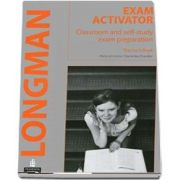 Longman Exam Activator Teachers Book de Bob Hastings