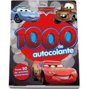 Masini 1. 1000 de autocolante. Peste 50 de activitati antrenante! - Disney