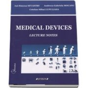 Medical Devices. Lecture notes for Pharmacy students de Ani Simona Sevastre