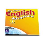 My First English Adventure 1. Class CD de Musiol Mady