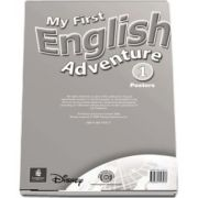 My First English Adventure 1 Posters de Mady Musiol