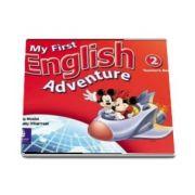 My First English Adventure 2 Teachers Book de Mady Musiol