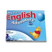 My First English Adventure Starter Teachers Book de Mady Musiol