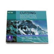 New Cutting Edge Pre-Intermediate Class CD 1-3 de Sarah Cunningham