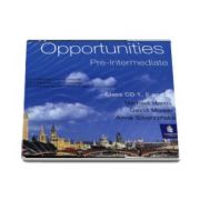 Opportunities Pre-Intermediate Global Class CD 1-3