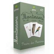 Pasari din Romania - Montessori vocabular de Maria Montessori