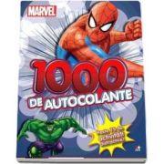 Marvel, Spider-man 1000 de autocolante si Peste 75 de activitati distractive