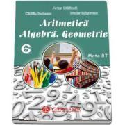 Auxiliar de Aritmetica, Algebra si Geometrie pentru clasa a VI-a de Artur Balauca (Editie 2016)