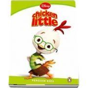 Chicken Little - Penguin Kids, level 4 de Marie Crook