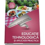 Educatie tehnologica si aplicatii practice, manual pentru clasa a V-a - Contine si editia digitala
