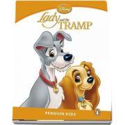 Lady and the Tramp - Penguin Kids, level 3 de Wilson Rachel
