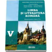 Limba si literatura romana, manual pentru clasa a V-a de Adrian Costache (Contine editia digitala)