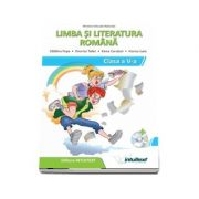 Limba si literatura romana, manual pentru clasa a V-a de Catalina Popa (Contine editia digitala)