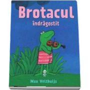 Max Velthuijs, Brotacul indragostit - Ilustratii de Max Velthuijs
