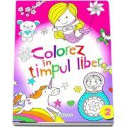 Colorez in timpul liber - Violet