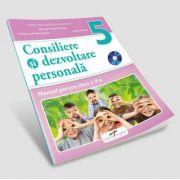 Consiliere si dezvoltare personala, manual pentru clasa a V-a de Calineci Marcela Claudia (Contine editia digitala)