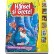 Hansel si Gretel - Citeste si asculta (Cu 6 butoane)