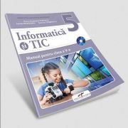 Informatica si TIC, manual pentru clasa a V-a de Doru Anastasiu Popescu (Contine si editia digitala)