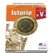 Istorie, manual pentru clasa a V-a de Doina Burtea (Contine si editia digitala)