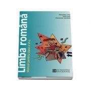 Limba romana. Manual pentru clasa a VI-a - Sofia Dobra