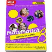 Marin Chirciu, Matematica 2000. Algebra, geometrie. Caiet de lucru, pentru clasa a VIII-a. Semestrul I (Consolidare si aprofundare)
