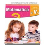 Matematica, manual pentru clasa a V-a de Mona Marinescu (Contine si editia digitala)