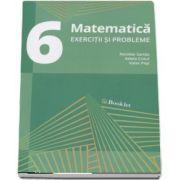 Matematica pentru clasa a VI-a, exercitii si probleme de Nicolae Sanda (In conformitate cu noua programa)
