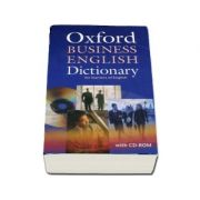Oxford Business English Dictionary for learners of English Dictionary and CD-ROM Pack (Format, Paperback)