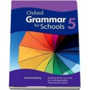 Oxford Grammar for Schools: 5 - Students - Book and DVD-ROM (Rachel Godfrey)