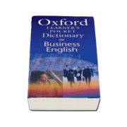 Oxford Learners Pocket Dictionary of Business English (Format Paperback)