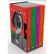 Pachet Tetralogia Napolitana de Elena Ferrante (4 Volume)