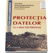 Protectia datelor cu caracter personal de Irina Alexe