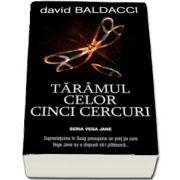 Taramul celor cinci cercuri de David Baldacci (Al doilea volum al seriei Vega Jane)