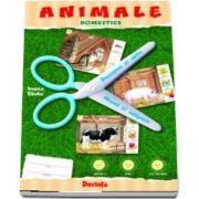 Animale domestice - Descoper si aplic, hrana si adapost (Mapa) de Inesa Tautu