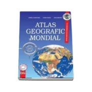 Atlas geografic mondial (Viorela Anastasiu)