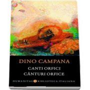 Canturi orfice de Dino Campana