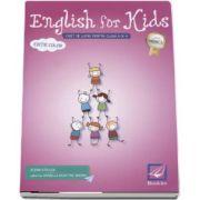 English for kids Caiet de lucru clasa pentru clasa a IV-a de Elena Sticlea. Editie color - Editia 2017