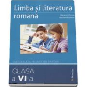Limba si literatura romana caiet de lucru pe unitati de invatare pentru clasa a VI-a de Mariana Cheroiu - Editia a 2-a revizuitta 2017