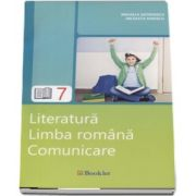 Literatura. Limba romana. Comunicare - Clasa a VII-a de Mihaela Georgescu - Editia a 3-a revizuita