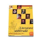 Literatura universala. Manual pentru clasa a XI-a - Florin Ionita