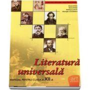 Literatura universala, manual pentru clasa a XII-a - Autori - Florin Ionita, Maria Ionita, Marilena Lascar, Gheorghe Lazarescu