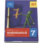 Matematica culegere pentru clasa a VII-a - Colectia, clubul matematicienilor - Semestrul I (2017-2018) de Marius Perianu