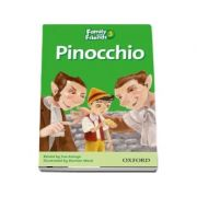 Family and Friends Readers 3 Pinocchio