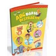 ABCdarul distractiv, auxiliar de lectura pentru clasa I (Contine CD cu soft educational)