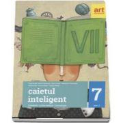 Caietul inteligent, pentru clasa a VII-a, semestrul al II-a. Literatura. Limba romana. Comunicare de Florin Ionita (Editia 2017)