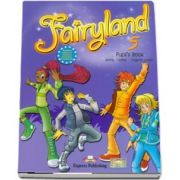 Curs de limba engleza Fairyland 5 Pupils Pack de Virginia Evans